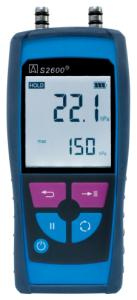 SYSTRONIK S2680 0.....8 bar manometer