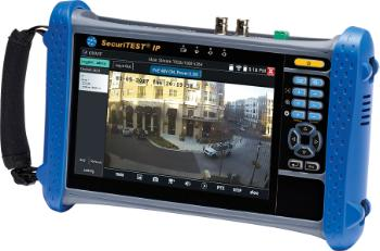 SecuriTEST IP – CCTV Kamera system tester