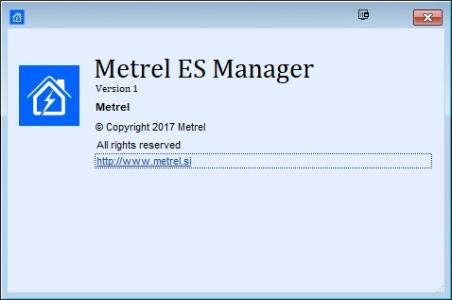Metrel advanced ES Manager (PASSWORD) P1001